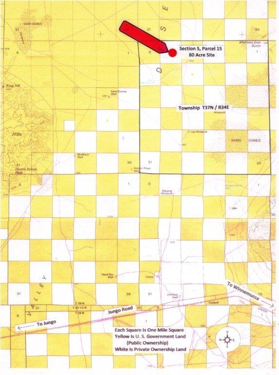 Cheap Rural Land 81.1 BLM Checker Map.JPG