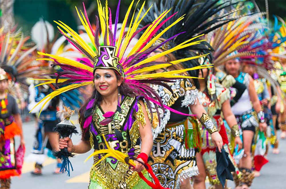 San Francisco Carnaval's Grand Parade