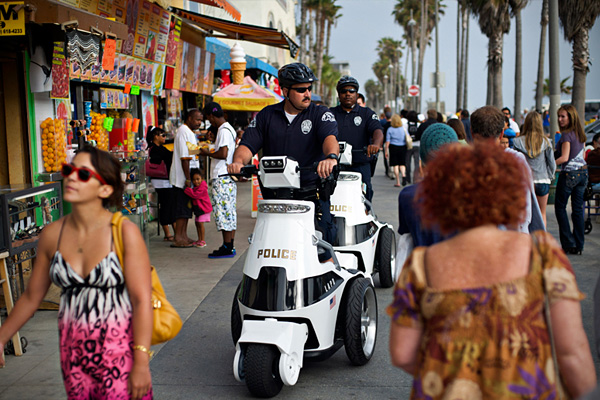 Daytime @ Venice Beach. Photo Credit: CNBC