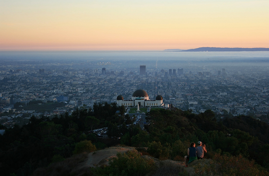 Griffith Park Hike. Photo Credit: LA Transplant