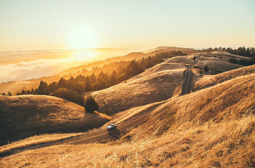 Mount Tamalpais; Photo Credit: Sothear Nuon