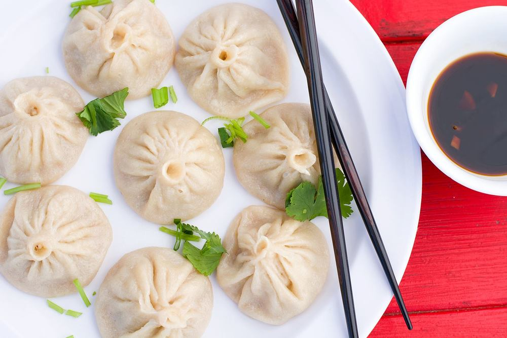 Delicious dumplings from Monkey King. Photo Cred: Monkey King