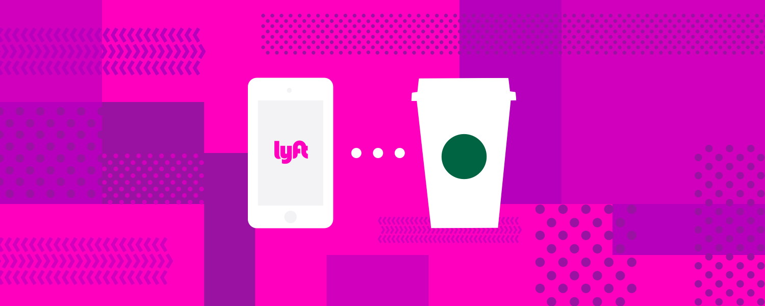 Buy Lyft Gift Cards at Your Local Starbucks