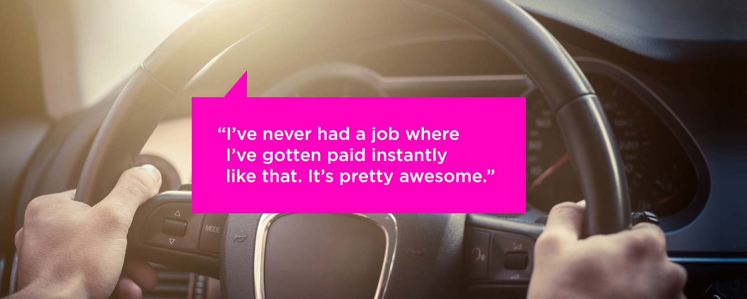 Get Paid Quickly with Lyft and Express Pays — Lyft Blog