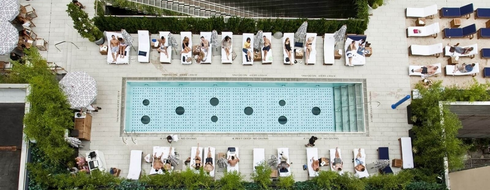 5 Hotel Rooftop Pools To Check Out In NYC Lyft Blog