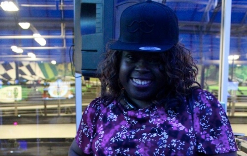 Samantha is originally from Chicago and has given over 2,300 rides! Samantha enjoys how Lyft helps her to help others. She loves coming out to Lyft events — and totally rocks the Lyft snapback.