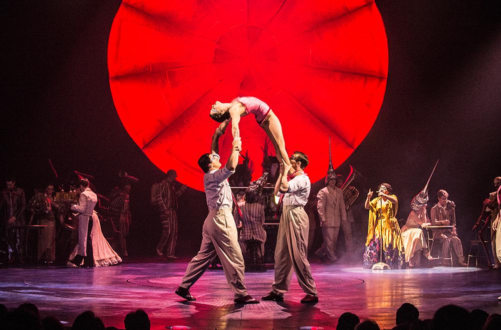 Photo Credit: Cirque de Soleil