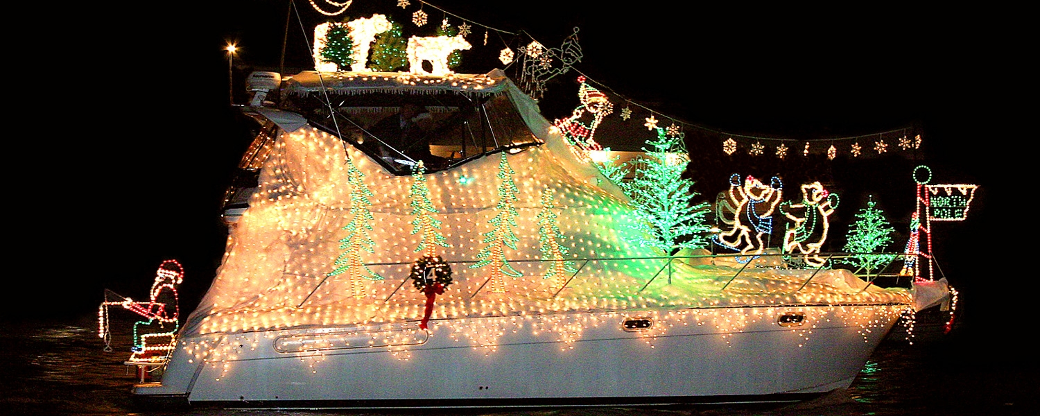 the newport beach christmas boat parade is here