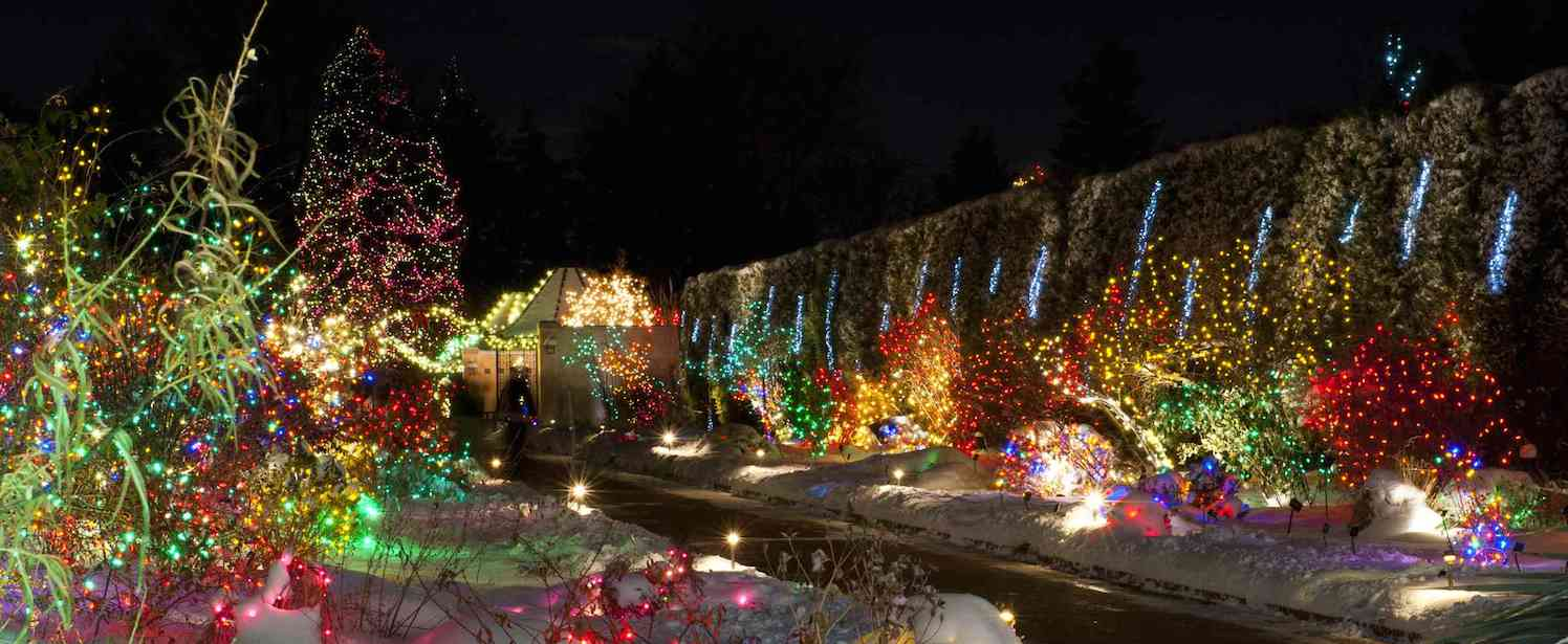 the top holiday events in denver - Christmas Lights In Denver
