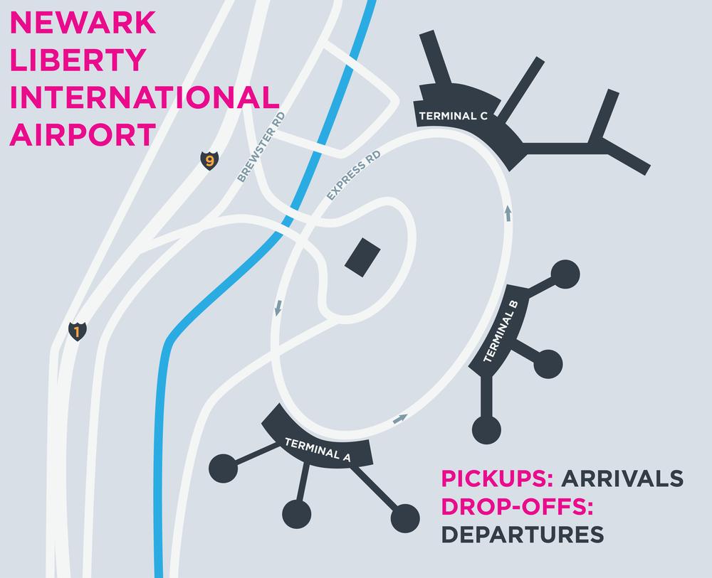 Lyft x Newark Airport — Lyft Blog