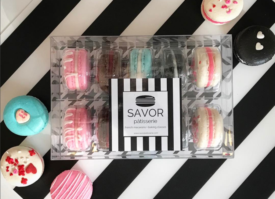 Photo credit: Savor Pâtisserie
