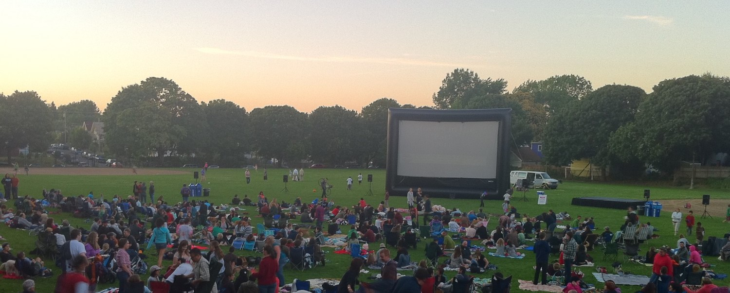 Portland: Lyft Is Your Ride To Movies In The Park This Summer