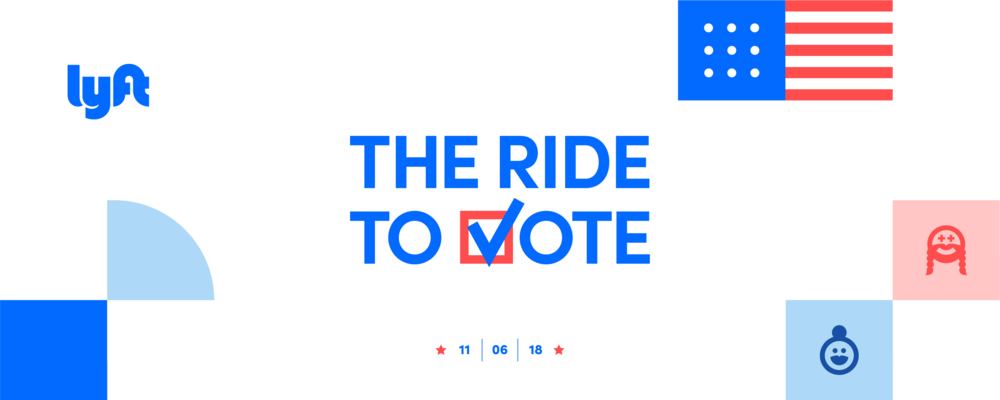 Lyft Com Help >> The Ride to Vote: Use Lyft to Exercise Your Rights — Lyft Blog