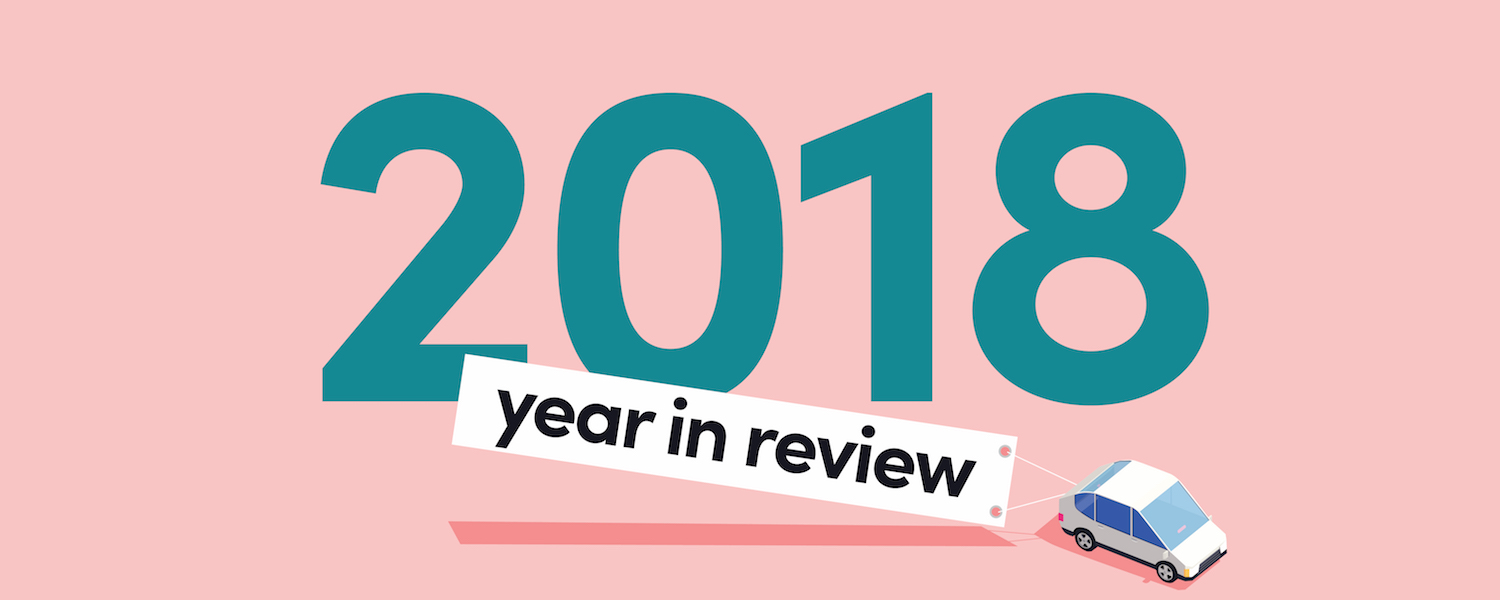 Lyft Express Drive Review 2020.2018 In Review Putting Our Vision Into Action Lyft Blog
