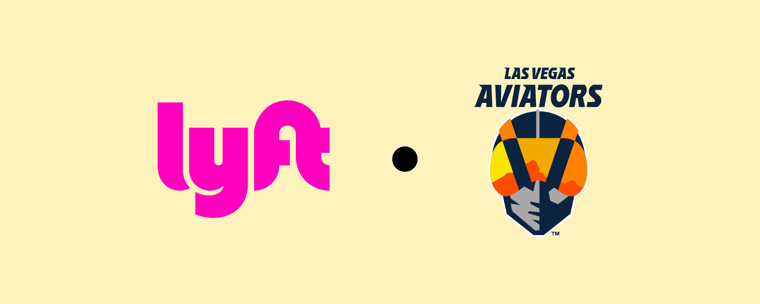 Lyft Partners with Las Vegas Aviators to Hit a Homerun for