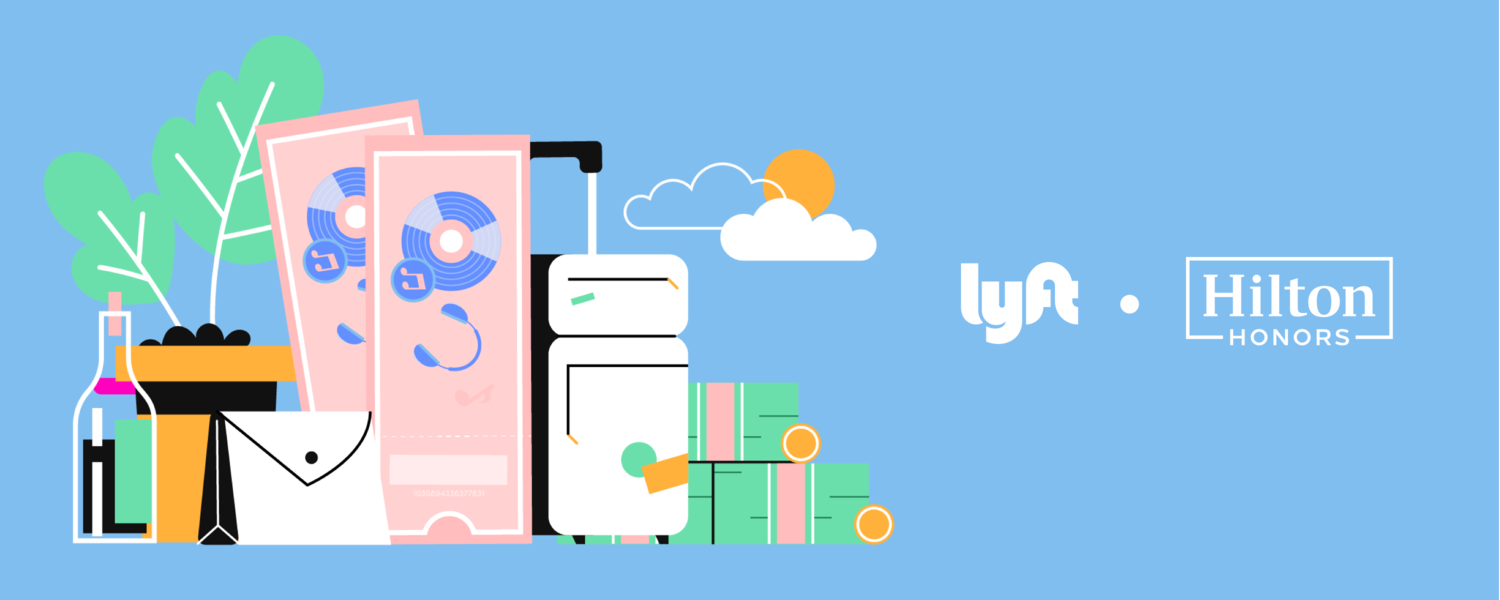 Earn Hilton Honors Points With Every Lyft Ride — Lyft Blog