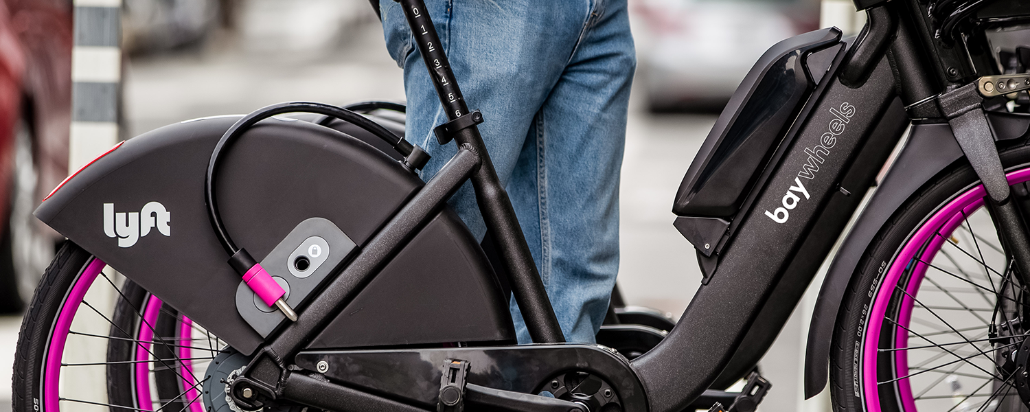 Introducing Bay Wheels: New Bikes and a New Name — Lyft Blog