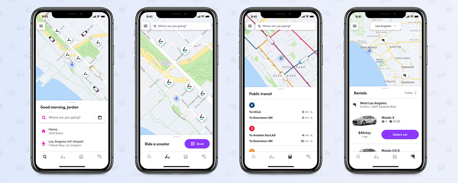 The company released a significant multimodal update for its app Lyft