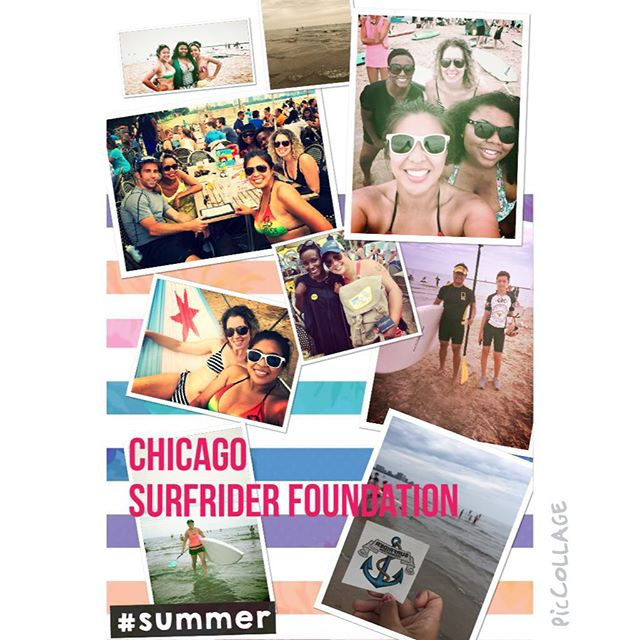 Chicago Surfrider foundation #piccollage #supyacs #luriehospital #standuppaddleboard #pacificobeer #surfriderfoundation #summertime #mrandmrssmithcomedy
