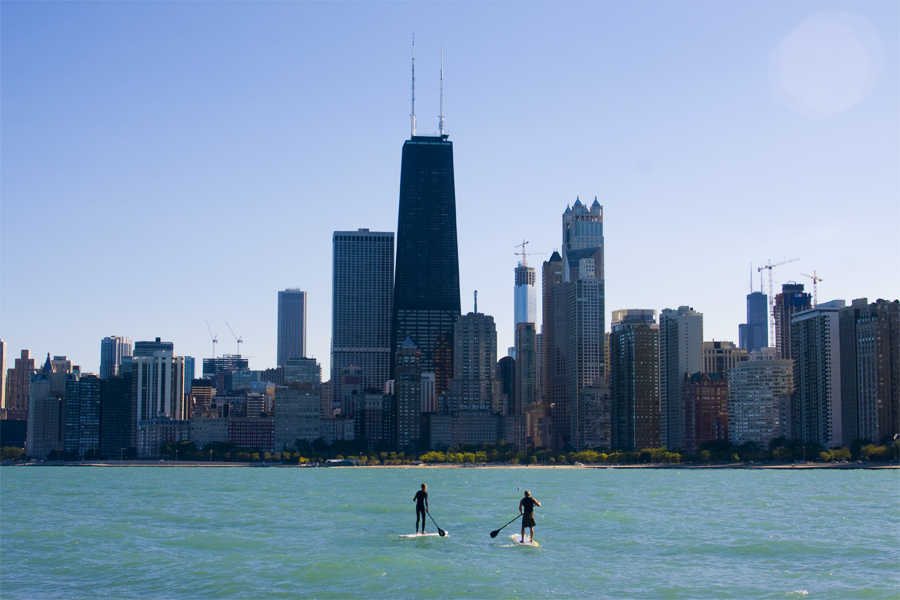 Champions of Surf & Sand   Surfrider Chicago is a community of everyday people who passionately protect our lakes, waves, and beaches that provide us so much enjoyment.   Volunteer Today