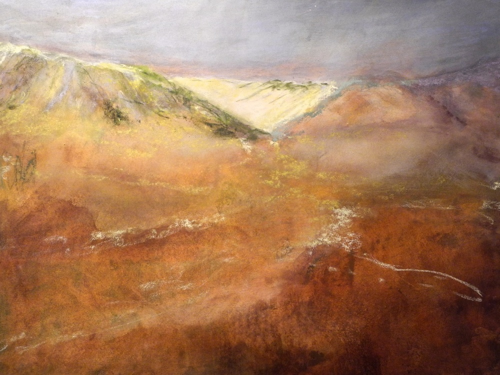 August Dunes