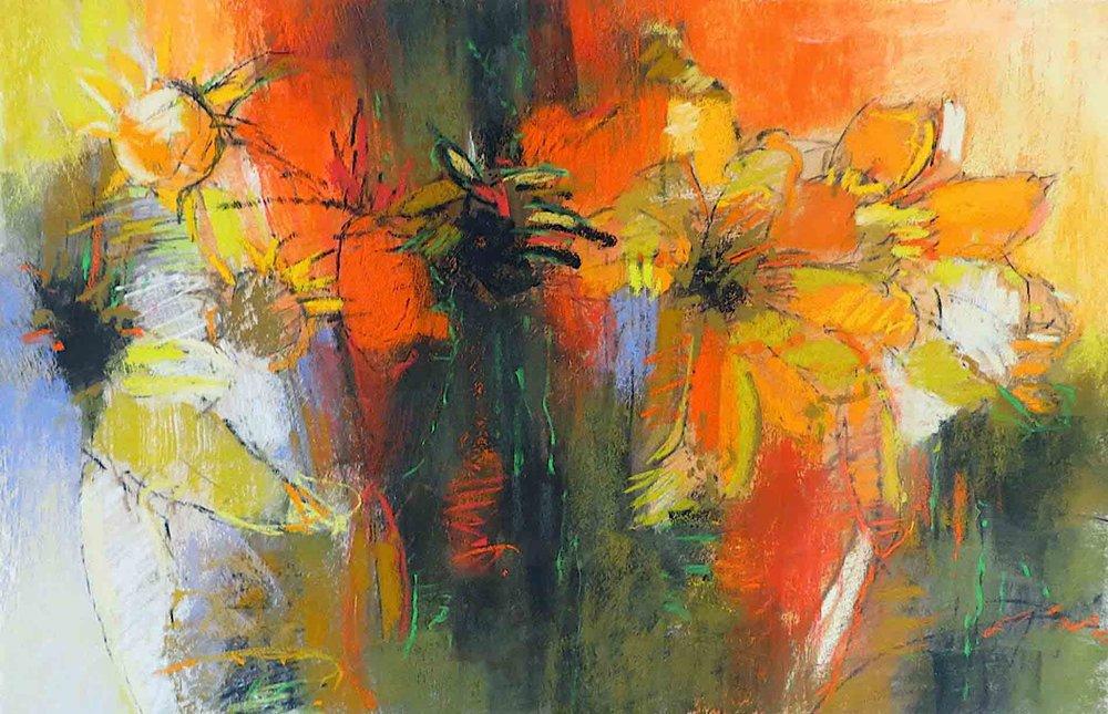 Michèle J. Kenna Events: Abstracts Workshop with Debora Stewart