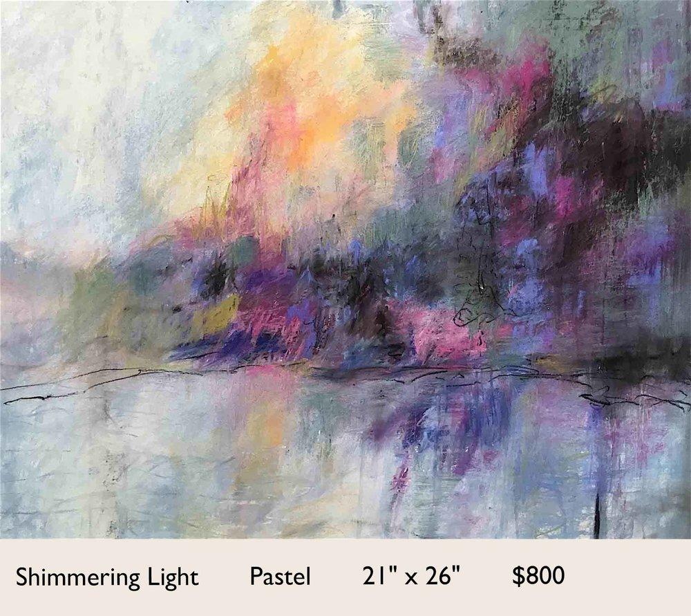 Shimmering Light