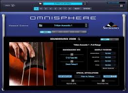 SPECTRASONICS Omnisphere