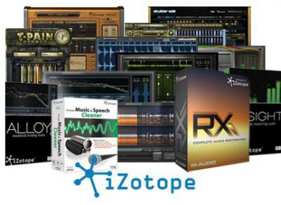 IZOTOPE Collection