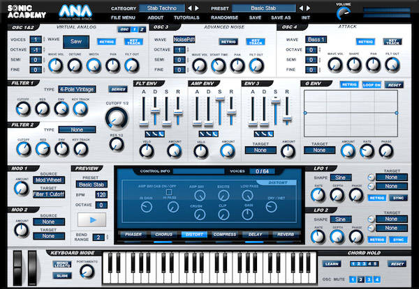 SONIC ACADEMY VST Collection