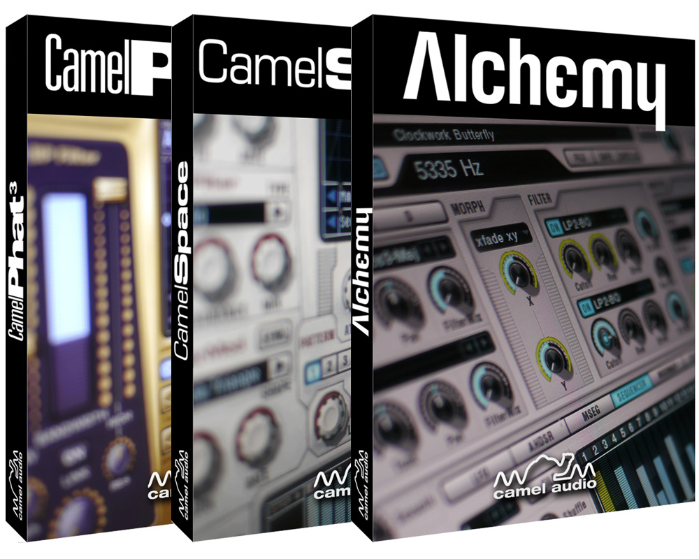 CAMEL AUDIO VST Collection