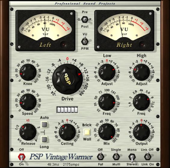 PSP VST Plugins