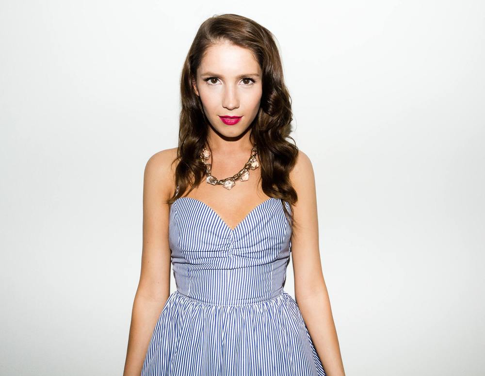 Anastasia - joined The Noize Faktory in 2012 and has released singlesthat are heavily promoted on the Family Channel -Disney XP.