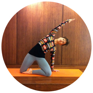 Eleah Waters - pilates teacher