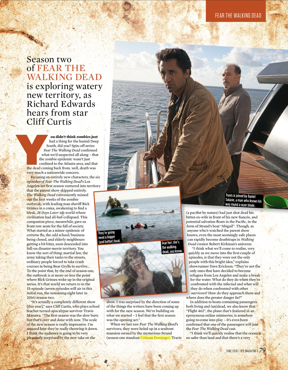 SFX Magazine UK | Dead Sea | Page 2