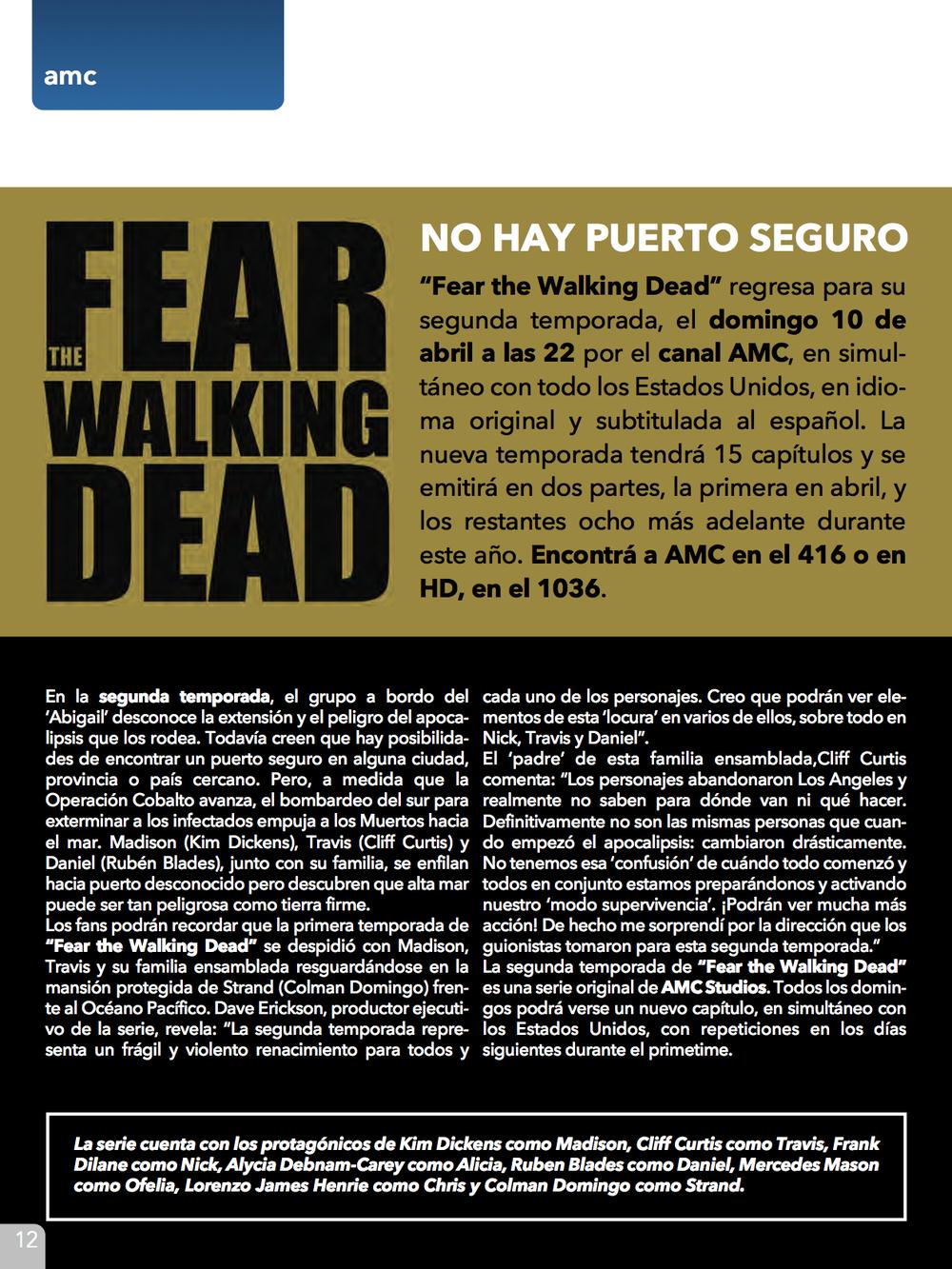 Telecentro Argentina | FTWD Pagina 2