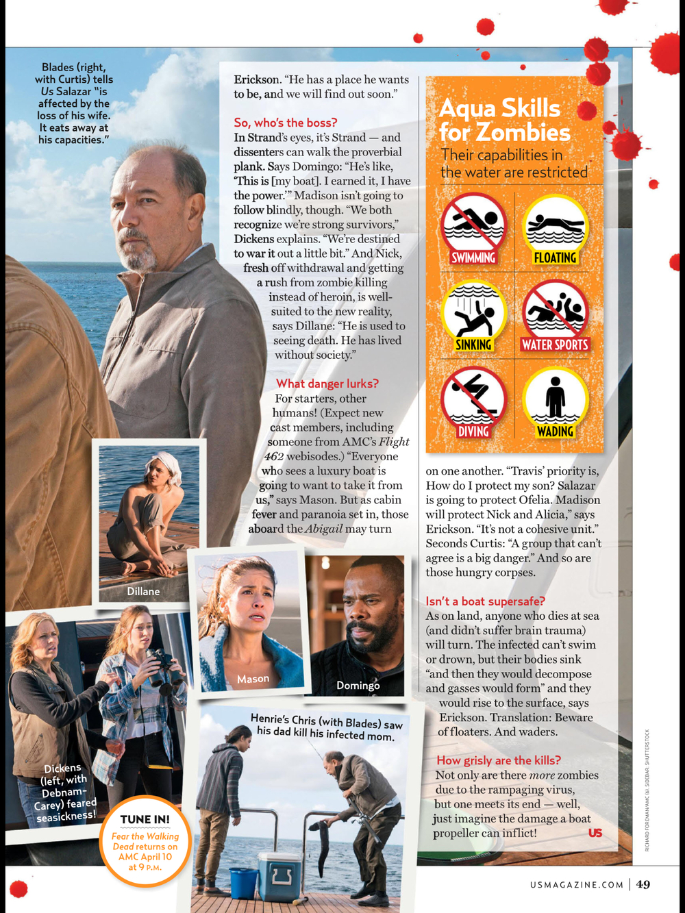 US Weekly | FTWD Season 2 | Page 2