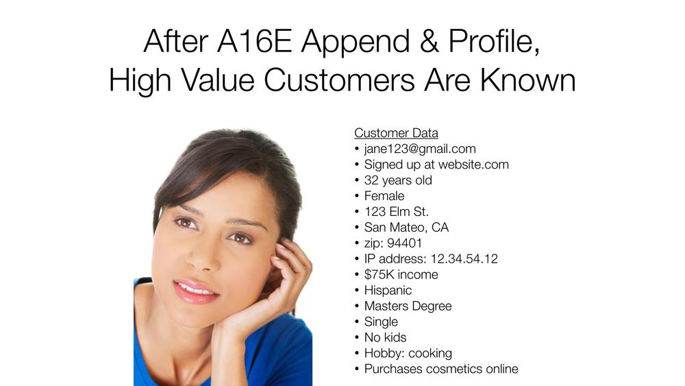 append profile a16e