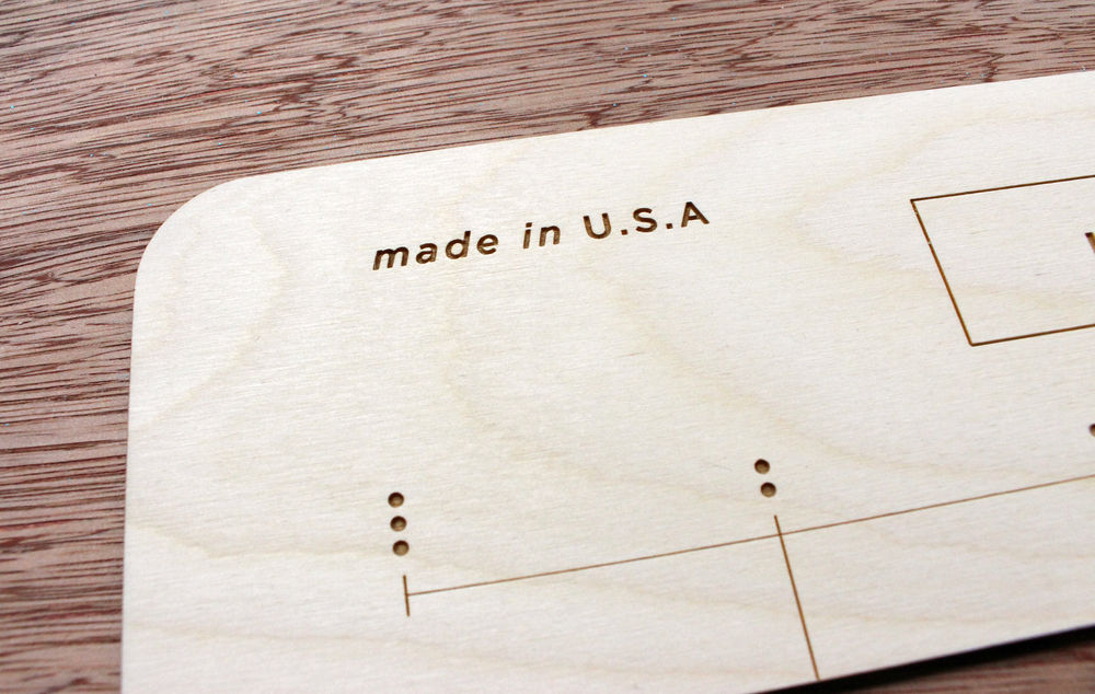 Like our work - The Lettermate is made in the USA!