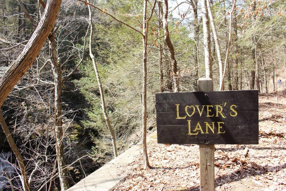 Lover's Lane - Watkin's Glen State Park