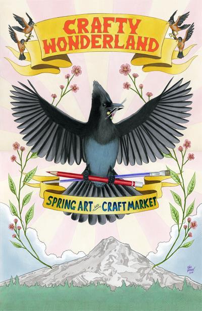 CraftyWonderlandSpring2016