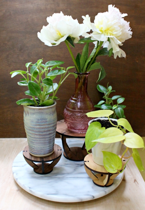 Indoor Plant Stands | 6 by 6 Arts
