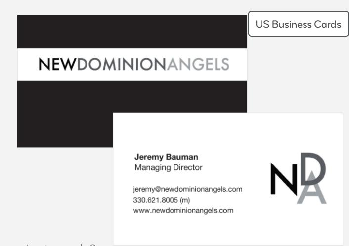 Super High Gloss Business Card Order Newdominionangels Venture