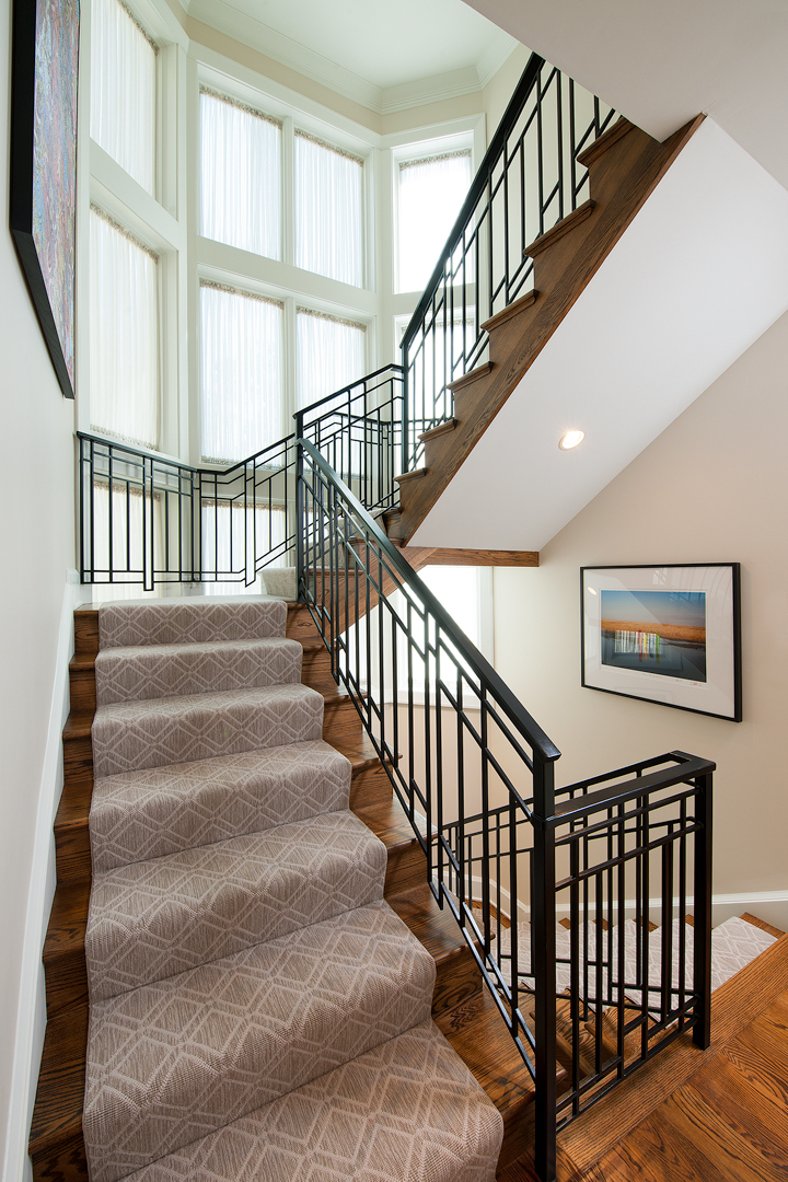 Hegnes design llc for Stair tower