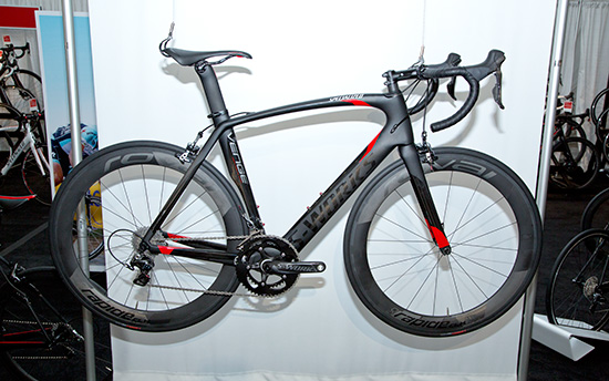 This photo is NOT the actual bicycle stolen however it is similar to the bicycle that was stolen.     Brand:  Specialized  Model:  Venge S-Works  Description:  20 speed, Carbon Fiber w/ Carbon Fiber wheels, Black in color