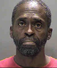 Victor McDaniel, 53, has been arrested and charged with felony robbery by sudden snatching