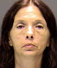 Lisa F. Bryan (Booking photo from 2011)