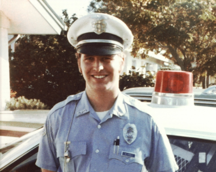 Sarasota Police Officer Warren David Jones was shot and killed in the line of duty in the City of Sarasota on April 5, 1975