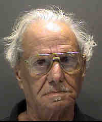 Donald R. Mandel, 71 2320 Bee Ridge Road, Sarasota Charge: Solicitation for Prostitution