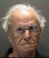 Donald R. Mandel, 71 2320 Bee Ridge Road, Sarasota Charge: Solicitation for Prostitution